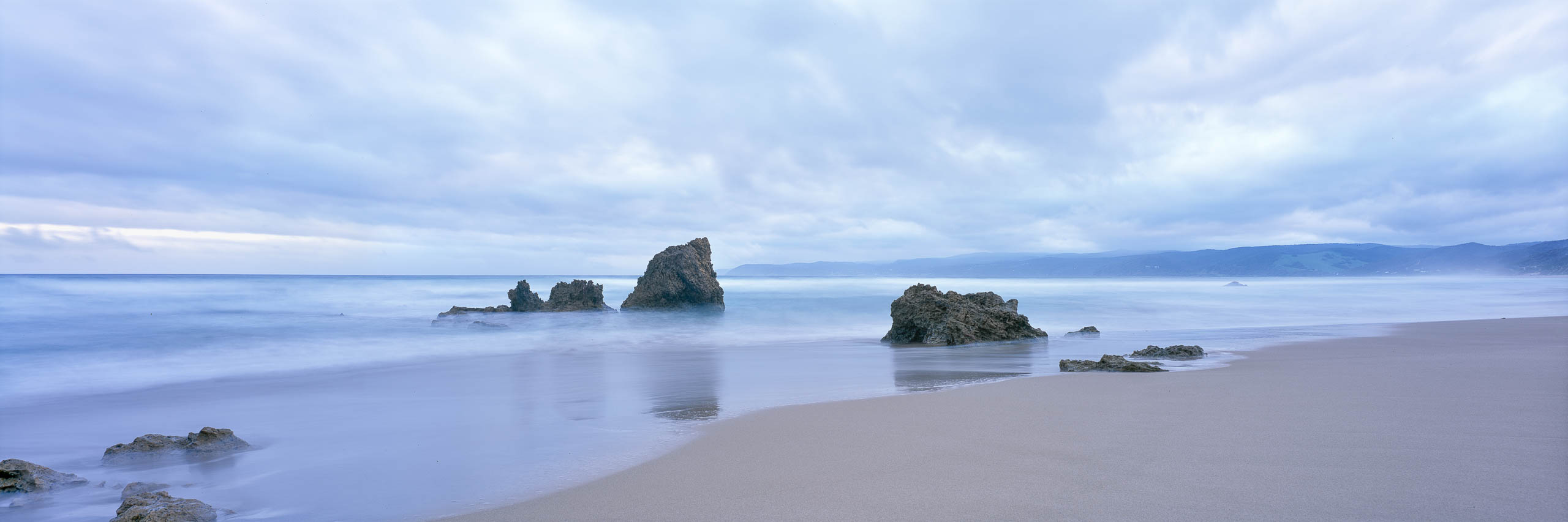 Photograph at Aireys Inlet coast