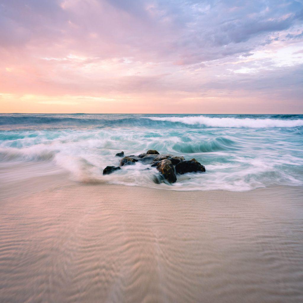 Sunrise at Rye